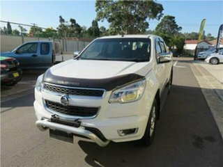 Used Holden Colorado LTZ Crew Cab, 2013 Holden Colorado LTZ Crew Cab RG MY13 Utility