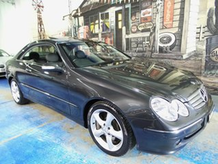 Used Mercedes-Benz CLK500 Elegance, Marrickville, 2004 Mercedes-Benz CLK500 Elegance C209 MY05 Coupe