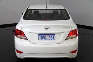 Used Hyundai Accent Active, Welshpool, 2012 Hyundai Accent Active Sedan.