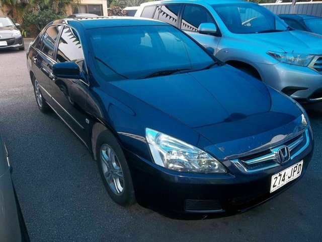 Used Honda Accord VTi, North Rockhampton, 2006 Honda Accord VTi Sedan