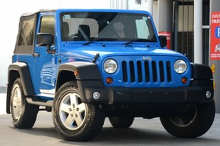 Used Jeep Wrangler Sport, 2010 Jeep Wrangler Sport JK MY2010 Softtop
