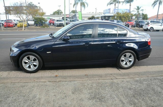 Used BMW 323i, Toowoomba, 2008 BMW 323i Sedan