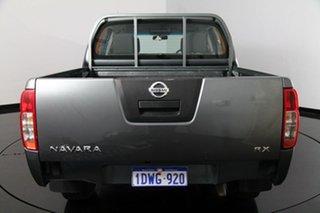 Used Nissan Navara RX, Victoria Park, 2011 Nissan Navara RX Utility.