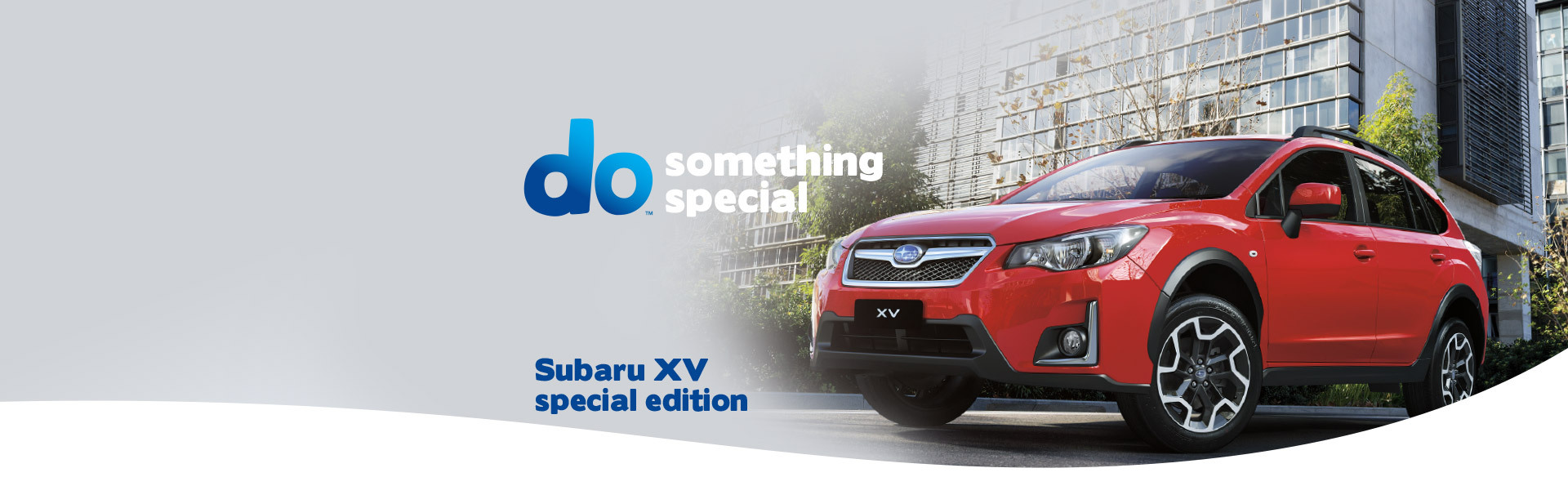 Subaru XV Red Special Edition