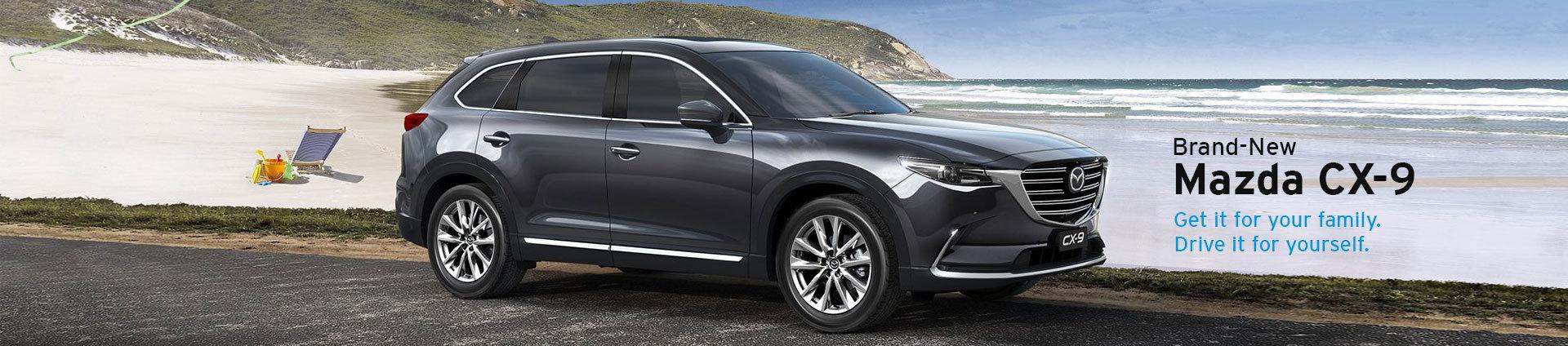 Brand New Mazda CX-9
