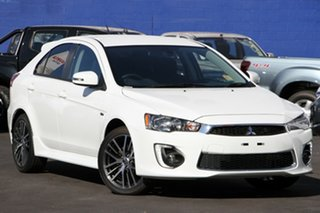 Discounted Demonstrator, Demo, Near New Mitsubishi Lancer GSR, Nundah, 2015 Mitsubishi Lancer GSR CF MY16 Sedan