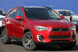 Discounted Demonstrator, Demo, Near New Mitsubishi ASX XLS 2WD, Nundah, 2015 Mitsubishi ASX XLS 2WD XB MY15.5 Wagon