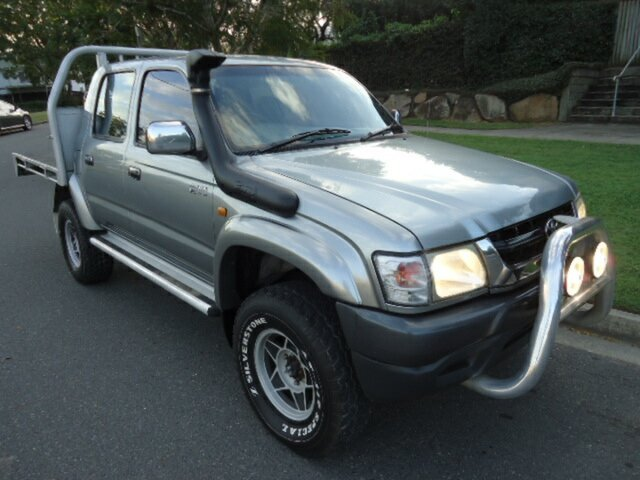 Used Toyota Hilux SR5, Chermside, 2004 Toyota Hilux SR5 Dual Cab
