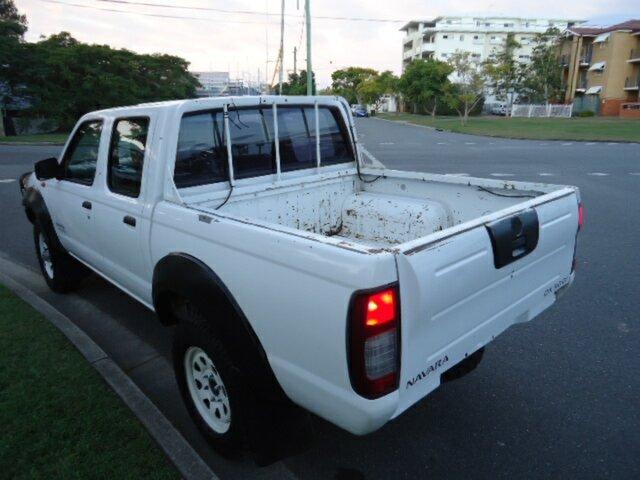 Used Nissan Navara DX, Chermside, 2002 Nissan Navara DX D22 Dual Cab