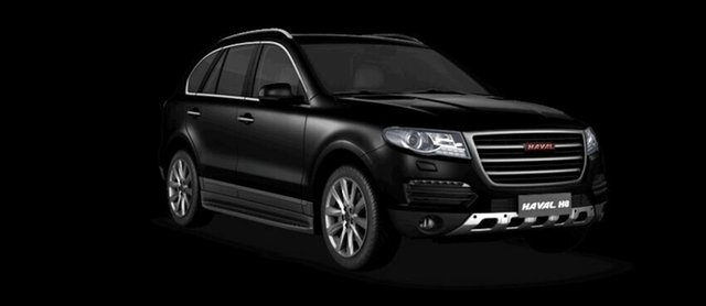 New Haval H8 Premium (AWD), North Lakes, 2015 Haval H8 Premium (AWD) Wagon