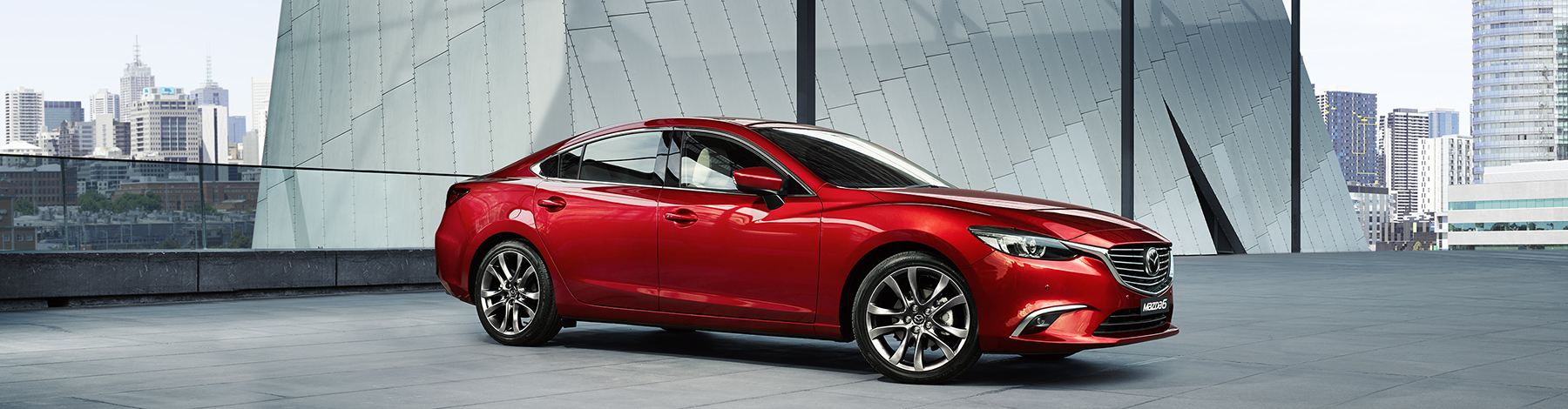 Search our Mazda 6 range