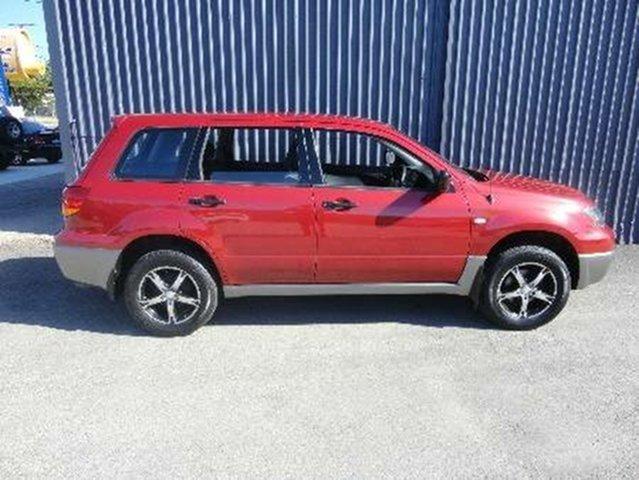 Used Mitsubishi Outlander LS, Redcliffe, 2004 Mitsubishi Outlander LS Wagon