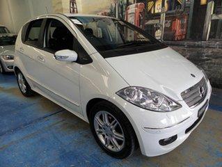 Used Mercedes-Benz A200 Elegance, Marrickville, 2007 Mercedes-Benz A200 Elegance W169 MY07 Hatchback