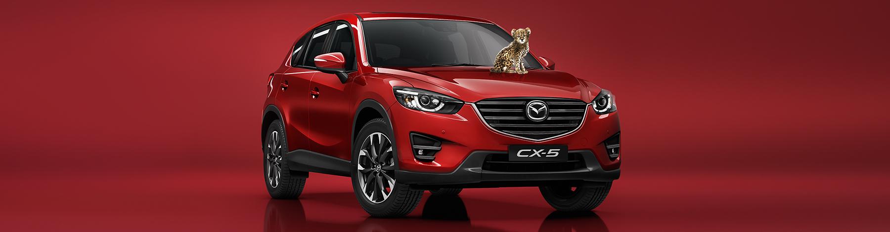 Search our Mazda CX-5 range