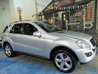 Used Mercedes-Benz ML320 CDI Luxury, Marrickville, 2009 Mercedes-Benz ML320 CDI Luxury W164 MY09 Wagon