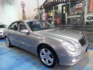 Used Mercedes-Benz E500 Avantgarde, Marrickville, 2004 Mercedes-Benz E500 Avantgarde W211 MY04 Sedan