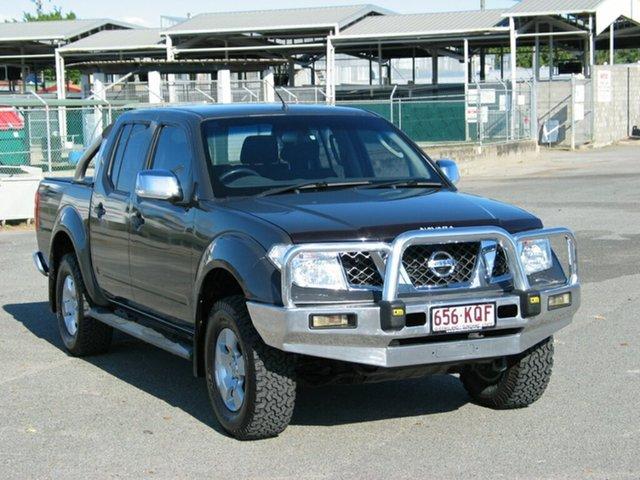 Used Nissan Navara ST-X (4x4), Albion, 2007 Nissan Navara ST-X (4x4) Dual Cab Pick-up