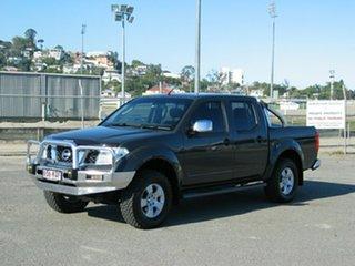 2007 Nissan Navara ST-X (4x4) Dual Cab Pick-up.