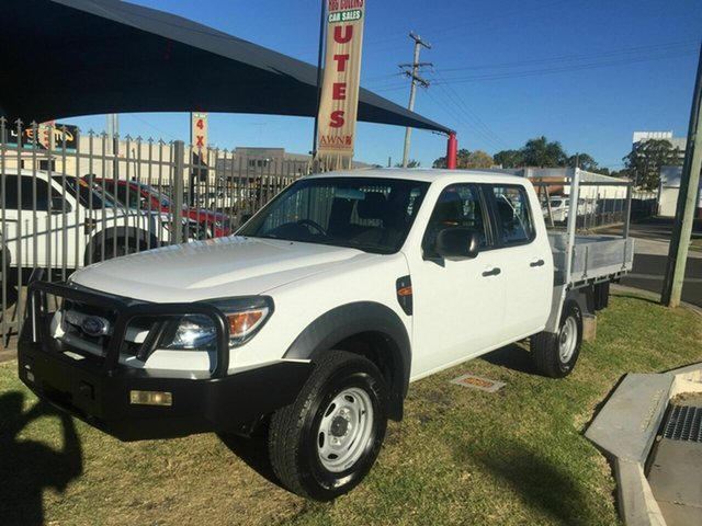 Used Ford Ranger XL (4x4), Toowoomba, 2011 Ford Ranger XL (4x4) Dual Cab
