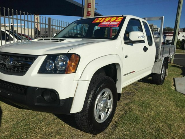 Used Holden Colorado LX (4x4), Toowoomba, 2010 Holden Colorado LX (4x4) Spacecab