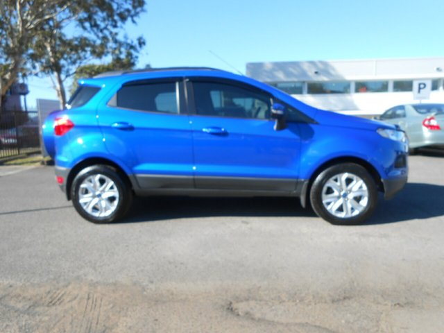 Used Ford Ecosport Trend PwrShift, Nowra, 2014 Ford Ecosport Trend PwrShift BK Wagon