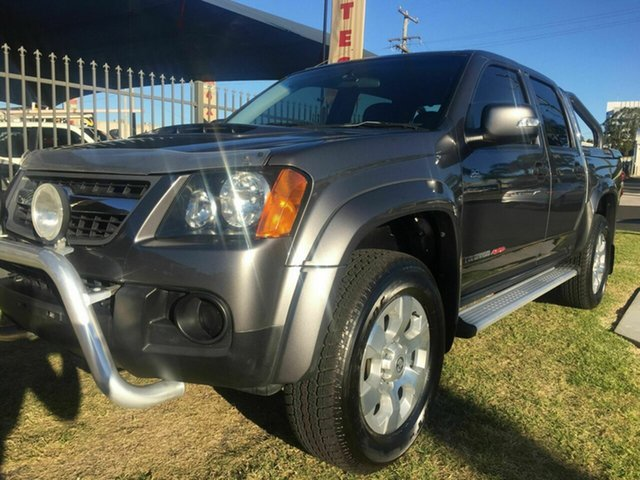 Used Holden Colorado LX (4x4), Toowoomba, 2009 Holden Colorado LX (4x4) Dual Cab