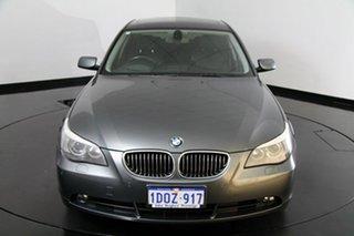 Used BMW 540i Steptronic, Victoria Park, 2006 BMW 540i Steptronic Sedan.