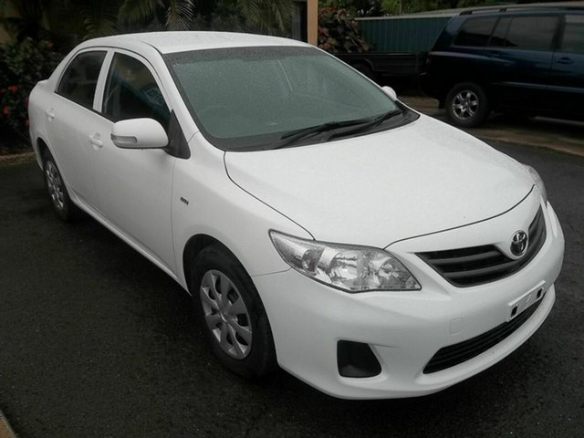 Used Toyota Corolla Ascent, North Rockhampton, 2011 Toyota Corolla Ascent Sedan
