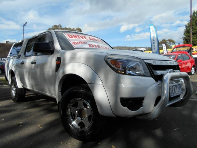 Used Ford Ranger XL HI-Rider (4x2), Upper Ferntree Gully, 2010 Ford Ranger XL HI-Rider (4x2)
