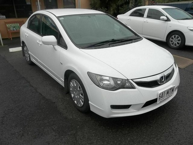 Used Honda Civic VTi, North Rockhampton, 2009 Honda Civic VTi Sedan