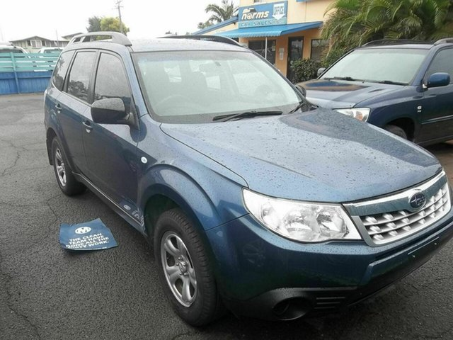 Used Subaru Forester, North Rockhampton, 2011 Subaru Forester Wagon