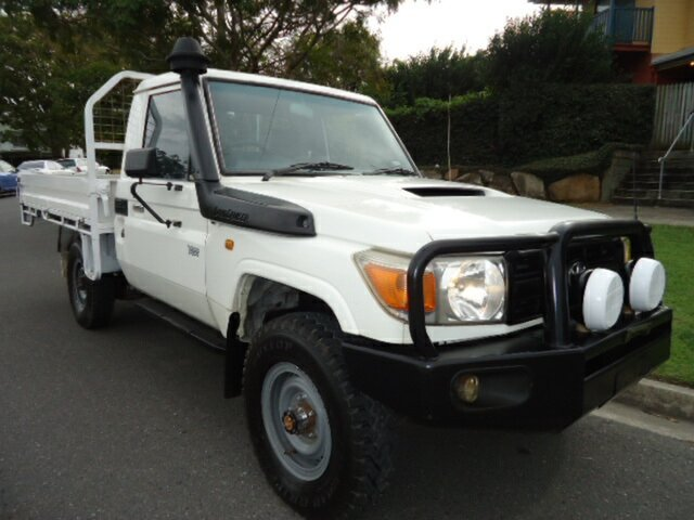 Used Toyota Landcruiser Workmate, Chermside, 2007 Toyota Landcruiser Workmate VDJ79R Utility