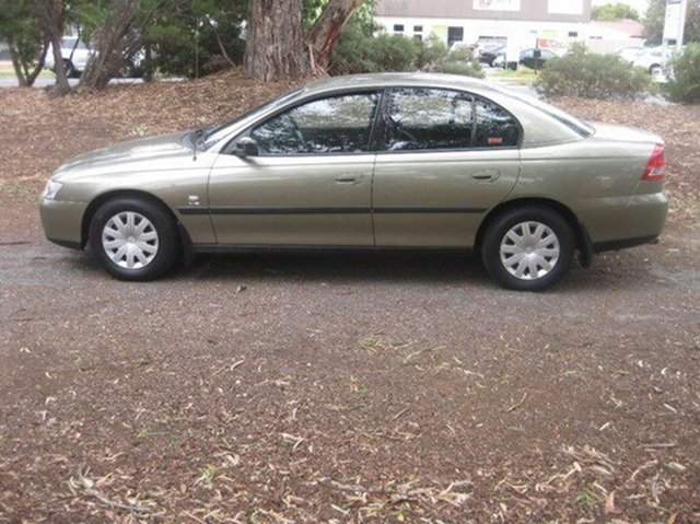Used Holden Commodore Executive, Beverley, 2002 Holden Commodore Executive Sedan
