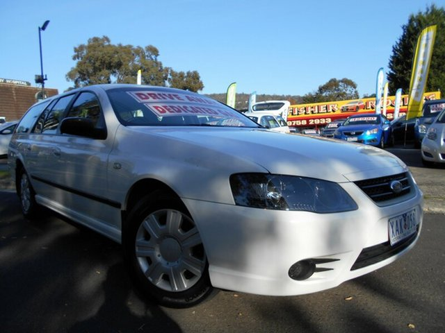 Used Ford Falcon XT (LPG), Upper Ferntree Gully, 2009 Ford Falcon XT (LPG) Wagon