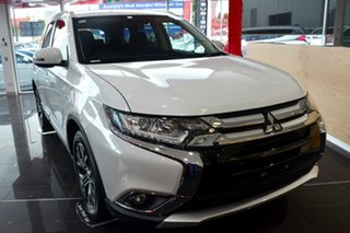 Discounted Demonstrator, Demo, Near New Mitsubishi Outlander XLS 4WD, Nundah, 2016 Mitsubishi Outlander XLS 4WD ZK MY16 Wagon