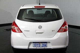 Used Nissan Tiida ST, Victoria Park, 2012 Nissan Tiida ST Hatchback.