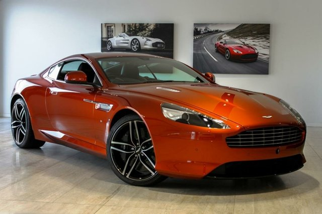 Discounted Demonstrator, Demo, Near New Aston Martin DB9 GT SA, Southport, 2016 Aston Martin DB9 GT SA Coupe