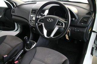 Used Hyundai Accent Active, Welshpool, 2011 Hyundai Accent Active Sedan.