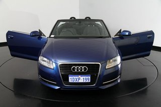 Used Audi A3 Attraction S tronic, Victoria Park, 2012 Audi A3 Attraction S tronic Convertible.