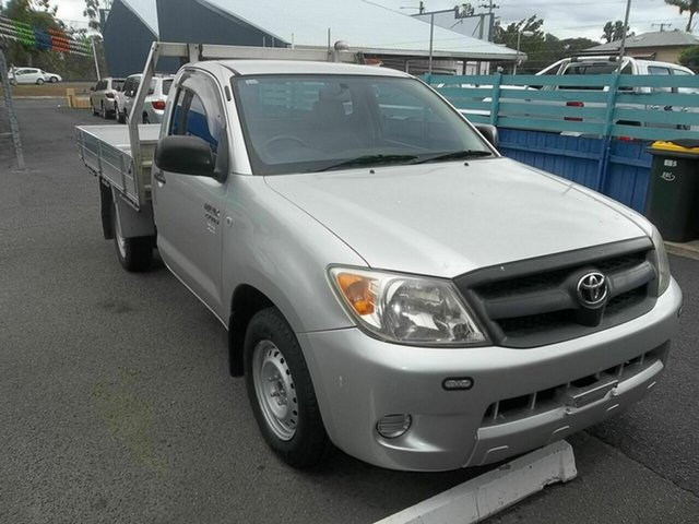 Used Toyota Hilux Workmate, North Rockhampton, 2006 Toyota Hilux Workmate Utility