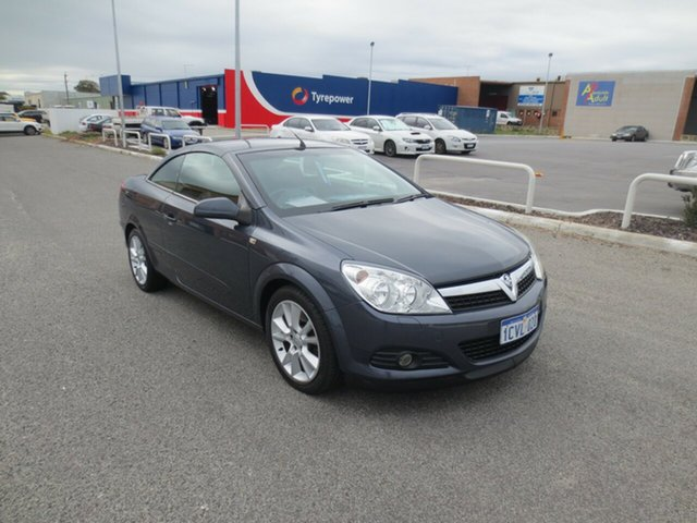 Used Holden Astra Twin TOP, Wangara, 2008 Holden Astra Twin TOP Convertible
