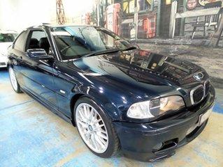 Used BMW 325CI Steptronic, Marrickville, 2002 BMW 325CI Steptronic E46 MY2002 Coupe