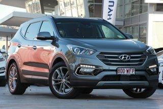 Discounted Demonstrator, Demo, Near New Hyundai Santa Fe Highlander, Windsor, 2015 Hyundai Santa Fe Highlander DM3 MY16 Wagon