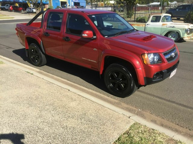 Discounted Used Holden Colorado LX-R (4x4), Toowoomba, 2011 Holden Colorado LX-R (4x4) Dual Cab