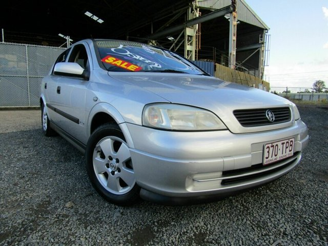 Used Holden Astra CD, Moorooka, 2003 Holden Astra CD TS MY03 Hatchback