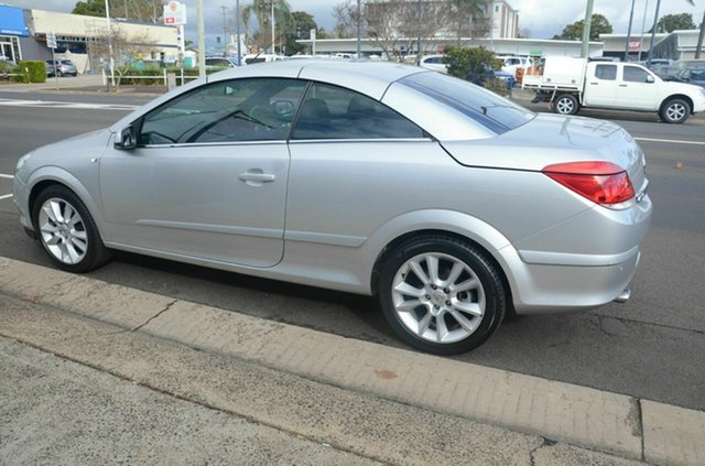 Used Holden Astra Twin TOP, Toowoomba, 2008 Holden Astra Twin TOP Convertible