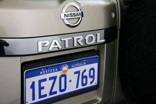 Used Nissan Patrol ST, Victoria Park, 2011 Nissan Patrol ST Wagon.