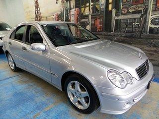 Used Mercedes-Benz C180 Kompressor Classic, Marrickville, 2005 Mercedes-Benz C180 Kompressor Classic W203 MY2006 Sedan