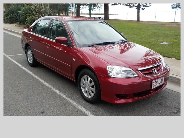 Used Honda Civic GLi, Margate, 2003 Honda Civic GLi Sedan