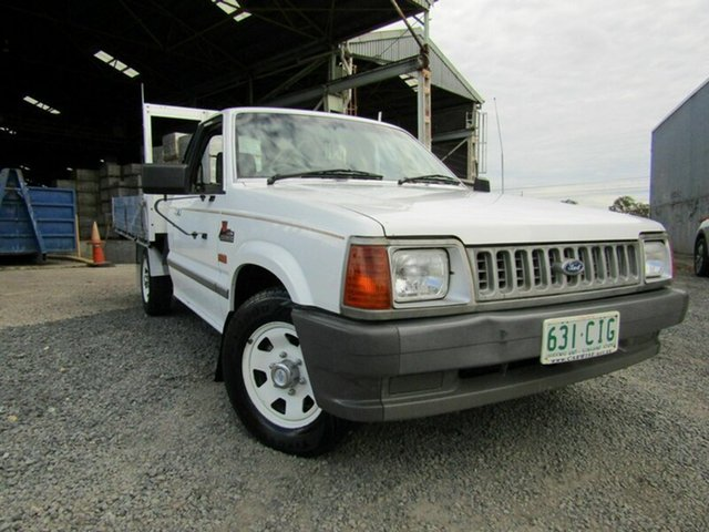 Used Ford Courier, Moorooka, 1993 Ford Courier PC Cab Chassis